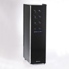 18 Bottle Touch Screen 2-Temp Wine Refrigerator