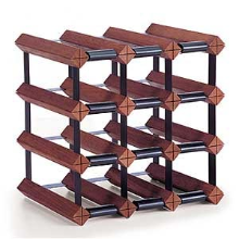 Monterey by Bordex Wine Rack - 12 bottle kit