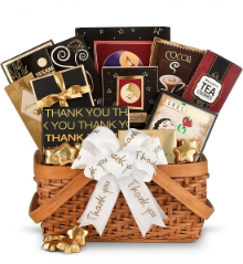 Give Thanks Gourmet Gift Basket
