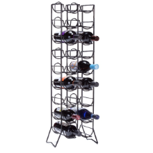 Scaffovino 18 Bottle Wine Rack