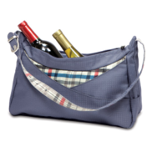 Victoria Carnaby St Wine tote