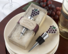 Vineyard Grape Bottle Stopper