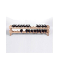 26 Bottle Stackable Wine Rack Kit