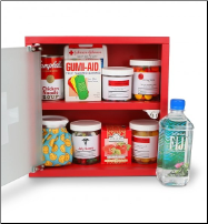Feel Better Soon Medicine Cabinet (SKU: CCGT-6774)