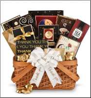 Give Thanks Gourmet Gift Basket (SKU: CCGT-2421)