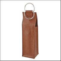 Manhattan Traveler 1 Bottle  Wine Tote (SKU: CCTF-2462)