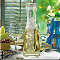 White Wine Chilling Carafe