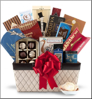 The Ritz Gift Basket (SKU: CCGT-6607)