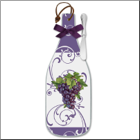 Vineyard Grapes Cheese Server