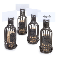 Cork Storage Table Place Card Holder set of 4 (SKU: CCE-02-103)