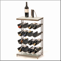 Cantilever Wine Rack - 16 Bottle (SKU: CCO-010050)