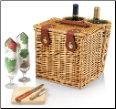 WINE TOTES & BASKETS