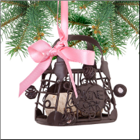 Handbag Cork Storage Ornament