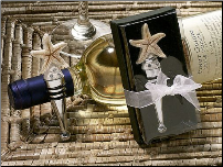 Starfish Wine Stopper (SKU: CCCC-3127)
